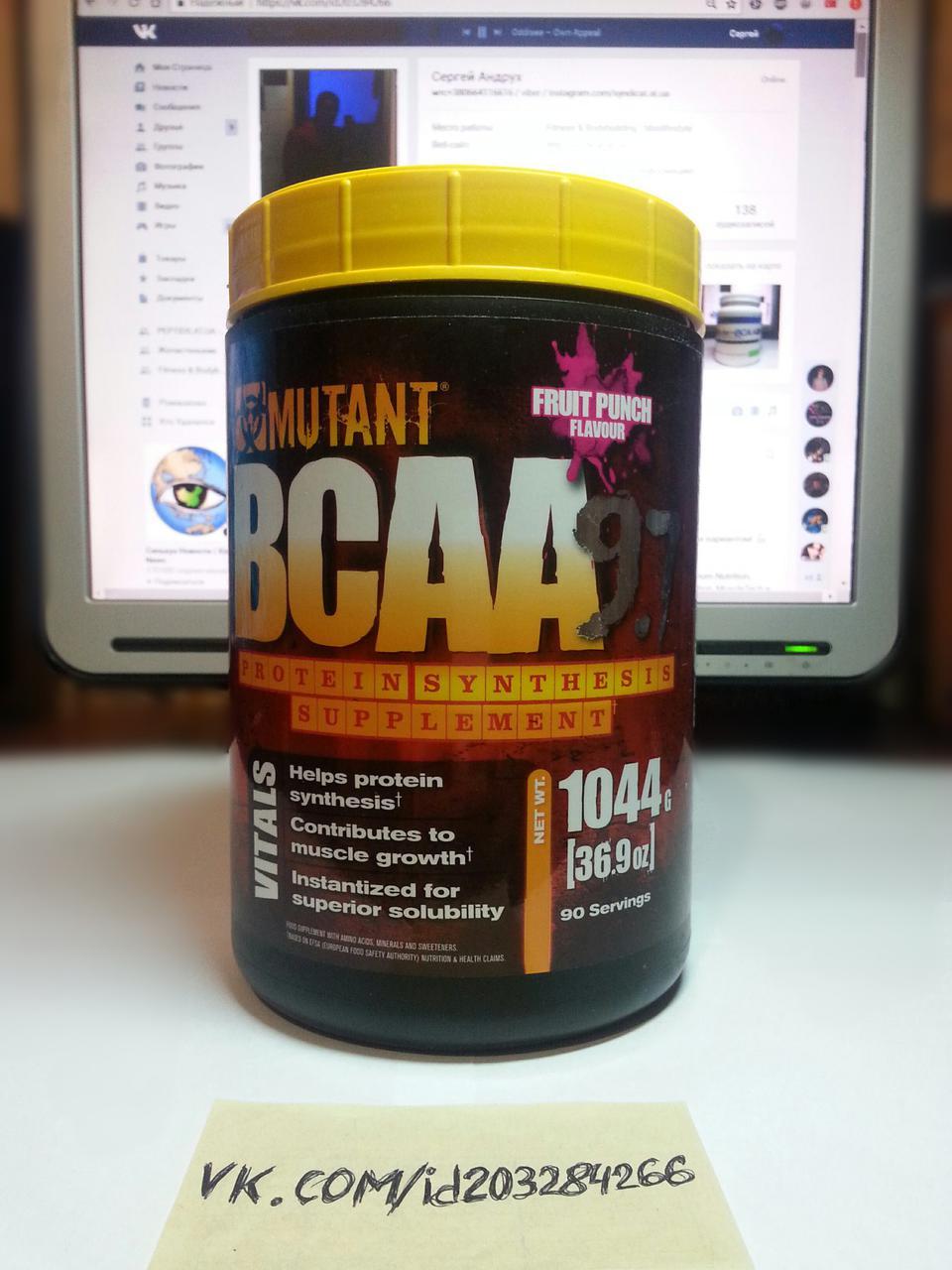 PVL Mutant BCAA 1044г