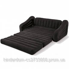 Надувний диван-трансформер Intex Pull Out Sofa 68566, фото 3