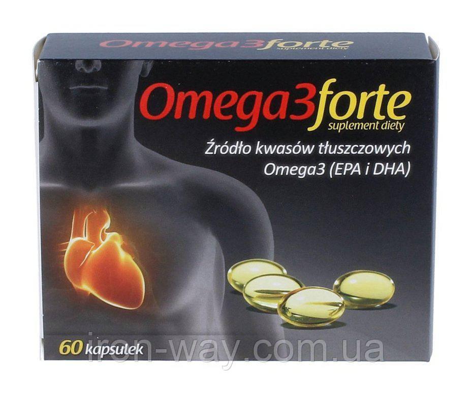 Starpharma Omega 3 Forte 60 caps