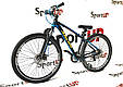 """Горный велосипед ARDIS INSPIRON MTB 29"""" 16,5"""", 21""""Черный/Синий, фото 2"""