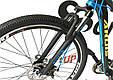 """Горный велосипед ARDIS INSPIRON MTB 29"""" 16,5"""", 21""""Черный/Синий, фото 5"""