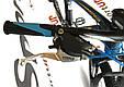 """Горный велосипед ARDIS INSPIRON MTB 29"""" 16,5"""", 21""""Черный/Синий, фото 10"""