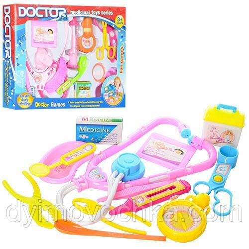 Детский игровой набор «Доктор» 0293 a4eb66cbd66