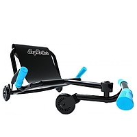 Самокат-каталка для детей Ezr EzyRoller Classic Black Blue