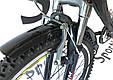 """Городской велосипед ARDIS SANTANA CTB 26"""" Черный/Коричневый, фото 9"""