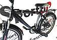 """Городской велосипед ARDIS SANTANA CTB 26"""" Черный/Коричневый, фото 3"""