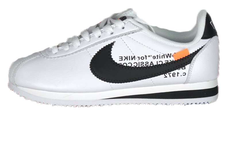 98ca539c423 Женские Кроссовки Nike Cortez X Off White — в Категории
