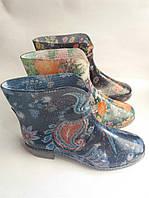 Ботинки реалпакс женские 37-41р