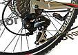 """Горный велосипед ARDIS JETIX 26"""" 19""""  Серый/Черный, фото 8"""