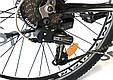 """Горный велосипед Ardis M20D R26"""" алюминиевый с дисковыми тормозами (Черно-красный), фото 8"""