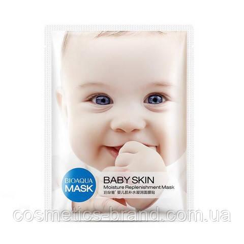 Тканинна маска зволожуюча BIOAQUA Babe Skin MOISTURE MASK REPLENISHMENT