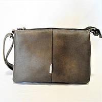 Стильная женская сумочка зеленая цвета GUQ-082239, фото 1