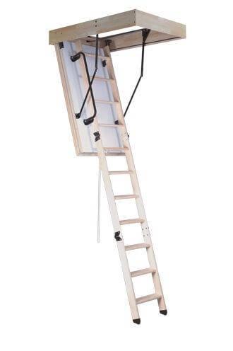Чердачная лестница Oman Polar 140 x 70 (280 см), фото 2