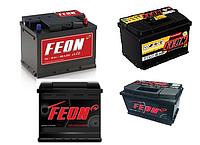 Автомобильные аккумуляторы Feon (Украина)