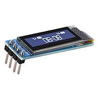 "OLED 0.91"" LCD ЖК дисплей 128x32"