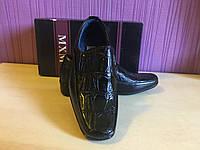 Туфли черные классика