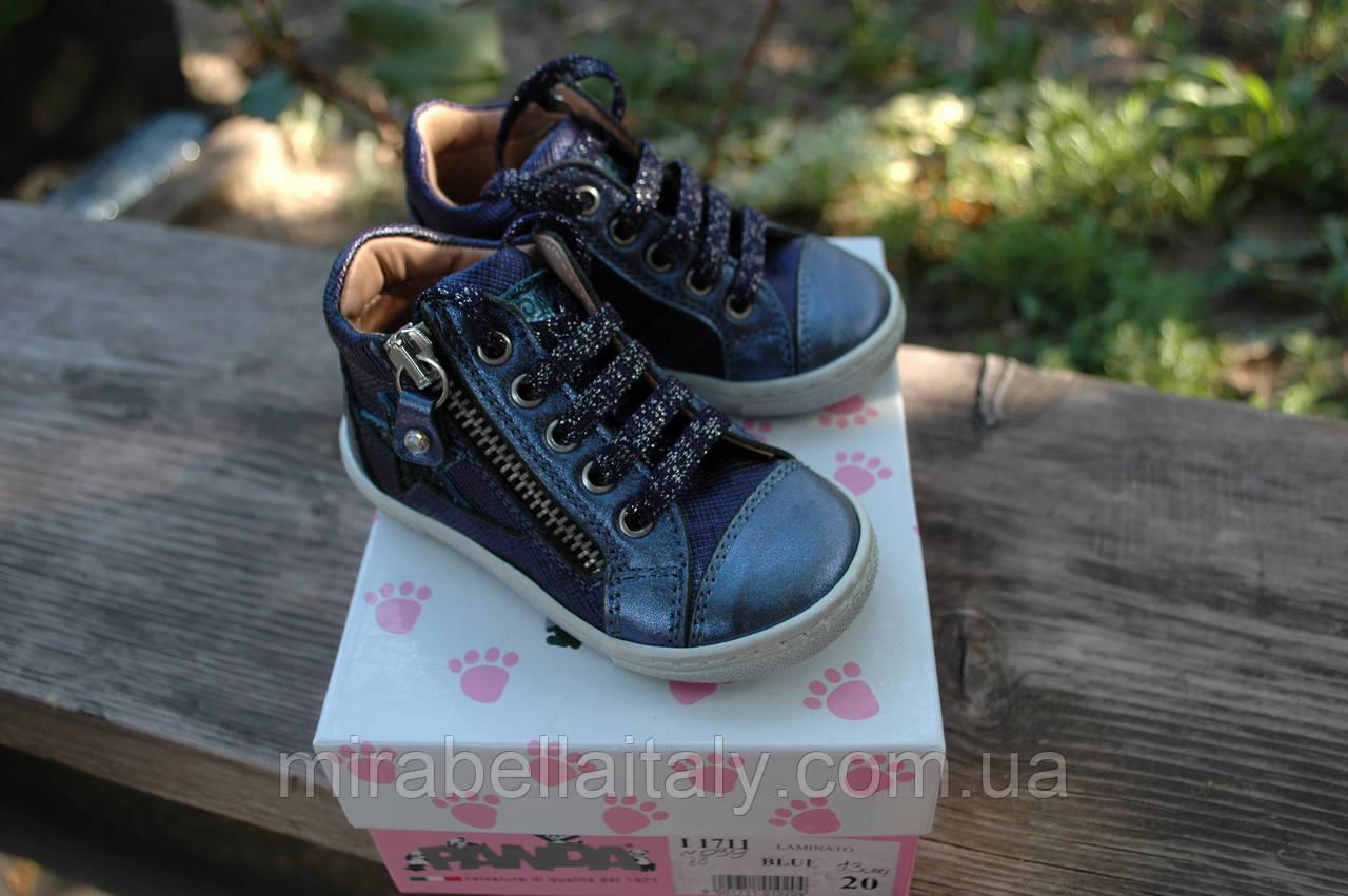 8e84a6470ae8 Кеды Panda для девочки кожаные Италия, цена 1 170 грн., купить в ...
