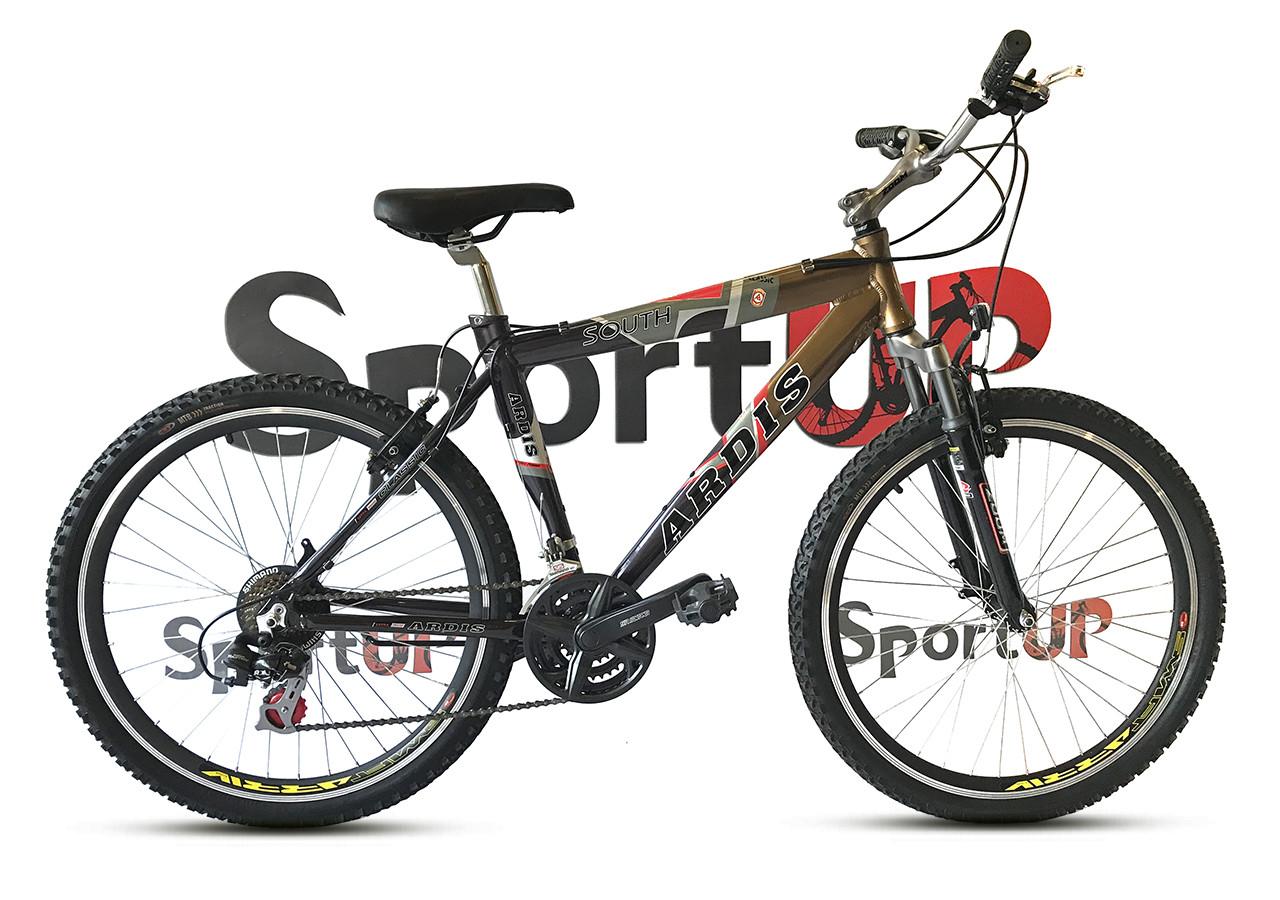 """Горный велосипед ARDIS SOUTH MTB 26"""" Коричневый"""