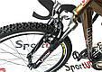 """Горный велосипед ARDIS SOUTH MTB 26"""" Коричневый, фото 6"""