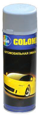 513 Черный жемчуг  Аэрозоль Colomix металлик 400мл, фото 2