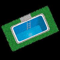 Полипропиленовый бассейн Ecosoft ECOPOOL60RDOF