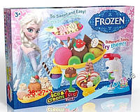Детский пластилин frozen Холодное сердце