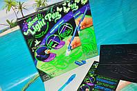 Уникальный световой планшет Рисуй светом А4- отличный подарок! Чудо Света!