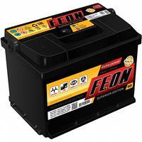 Автомобильные аккумуляторы Feon 6СТ- 50Аз 420А A1 L