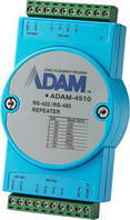 Повторительсигналов RS-422/485 ADAM-4510