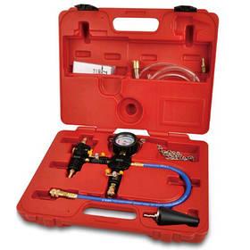 Прибор для проверки герметичности системы охлаждения  крышки радиатора TOPTUL JGAI0302