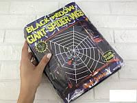 Паутина «Black Widow Giant Spider Web»