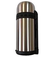 Термос нержавеющий круглый для воды и еды V 1000 мл (шт)