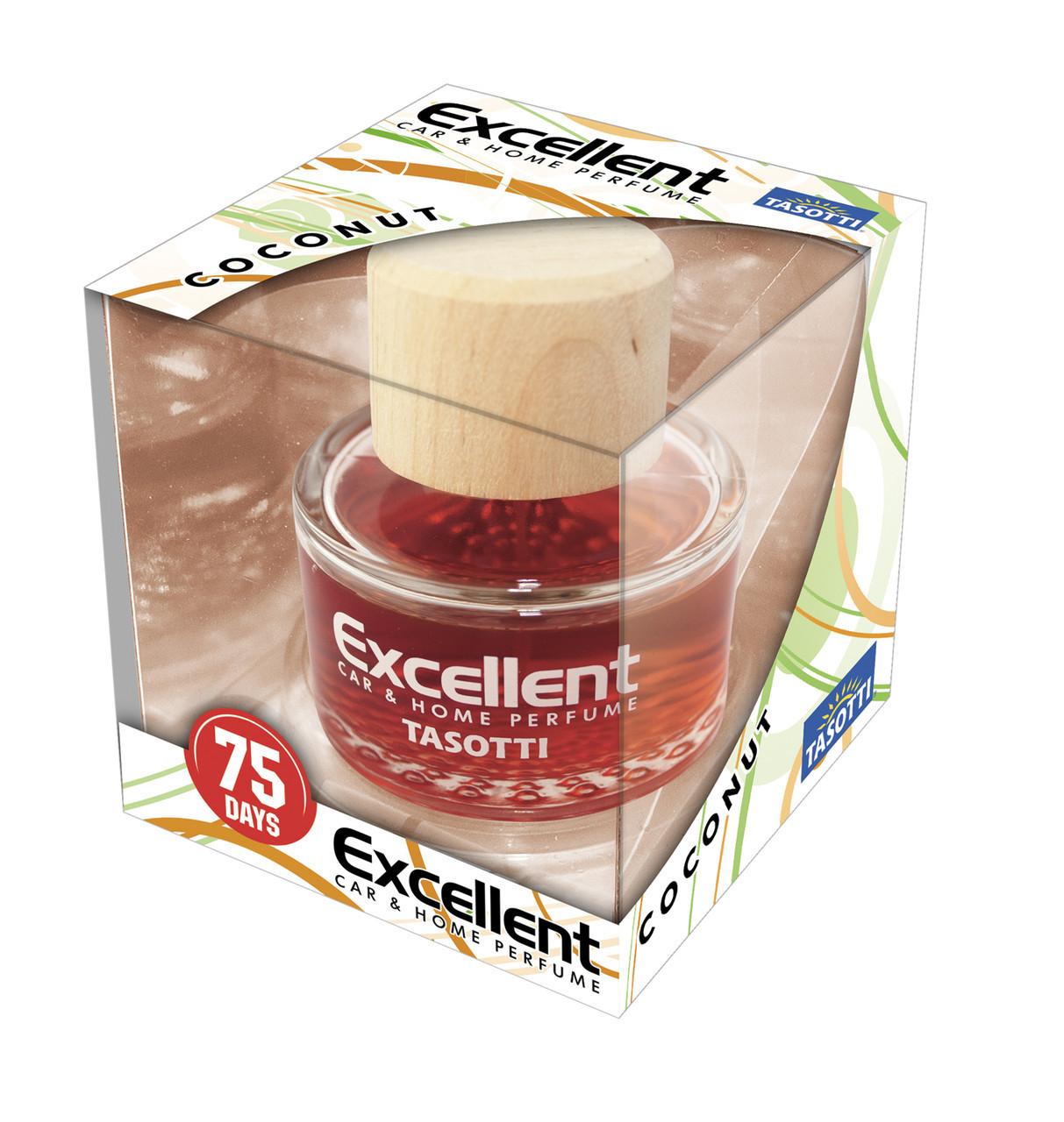 Автомобильный ароматизатор спрей Tasotti Excellent Coconut 60 ml