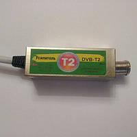 Усилитель в разрез кабеля Т2 23db