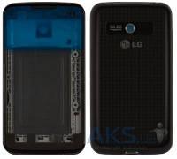 Корпус LG E510 Optimus Hub Black
