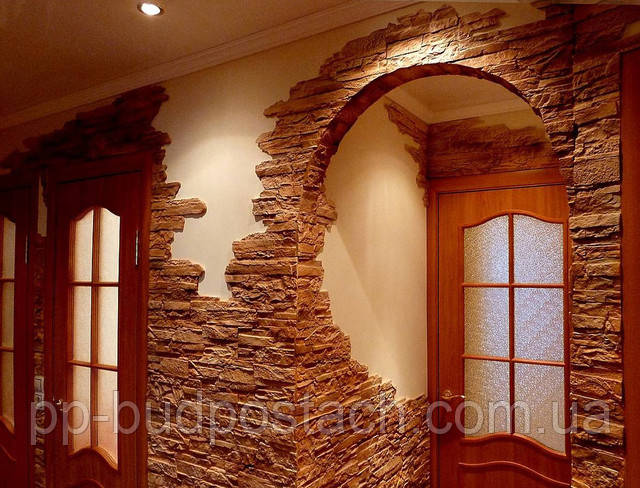 Виготовлення дверного або арочного отвору