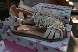 Босоножки Panda кожаные для девочки Италия, фото 2