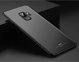 Чехол MSVII для Samsung Galaxy A8 Plus 2018 (поликарбонат)