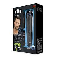 Braun MGK 3040 триммер для волос и бороды 7 в 1