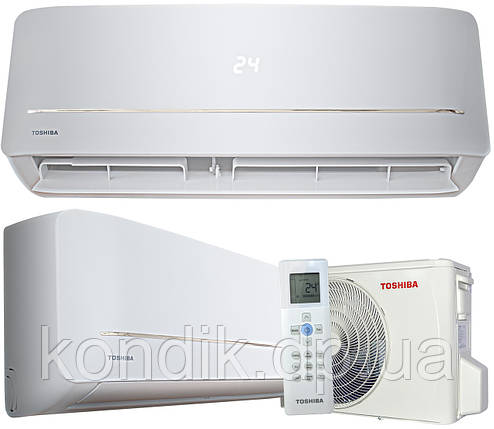 Кондиционер Toshiba RAS-09U2KH2S-EE/RAS-09U2AH2S-EE gold, фото 2