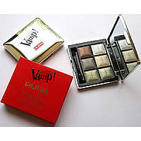 Тени для век Pupa Milano Vamp 6-color Eyeshadow