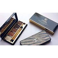 Компактные тени для век Chanel Les 5 Ombres