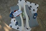 Босоножки Panda кожаные для мальчика Италия, фото 3