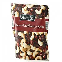Alesto Cashew Cranberry с кешью и клюквой, 200 г