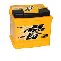Автомобильные аккумуляторы FORSE 6CT- 50А2 480А L