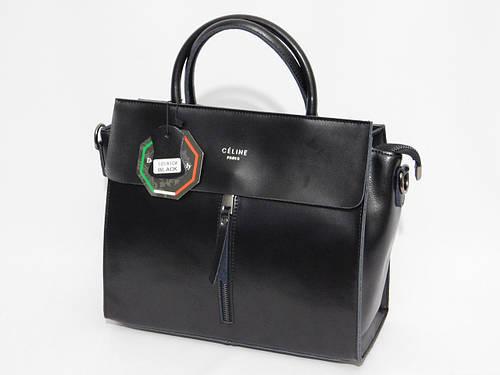 45072d1e2c51 Сумка Celine из натуральной кожи цвет черный: продажа, цена в Киеве.  женские сумочки и клатчи от