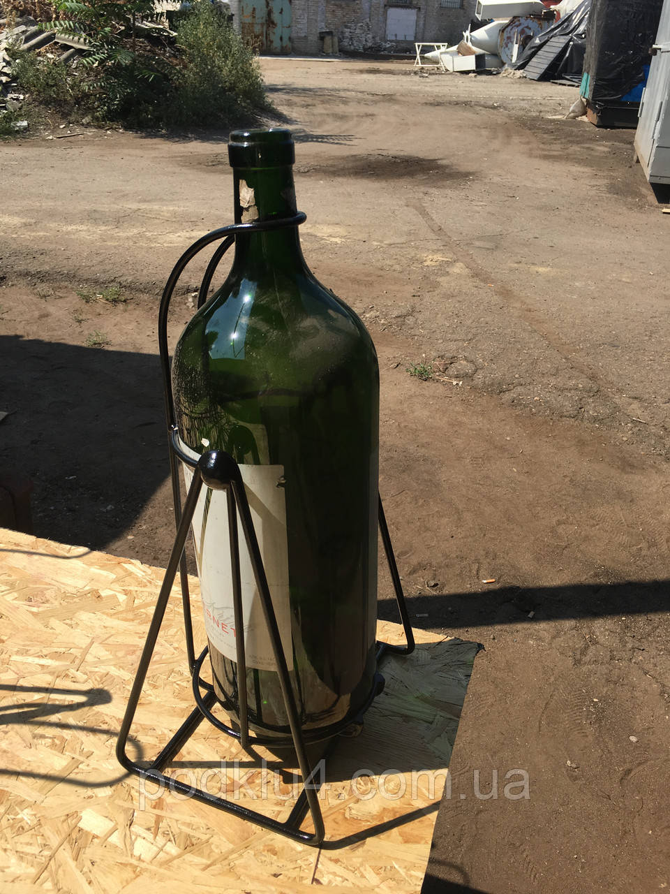 Держатель для бутылок вина