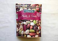 Alesto Nuts & Fruit микс орехов, клюквы и изюма, 200 г.