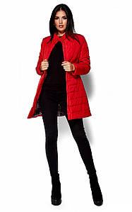 (S, M, L) Жіноча червона куртка-пальто Peris