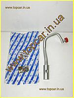Ролик боковой дверки верхний с кронштейном Fiat Ducato II 02- Fast Италия FT95250